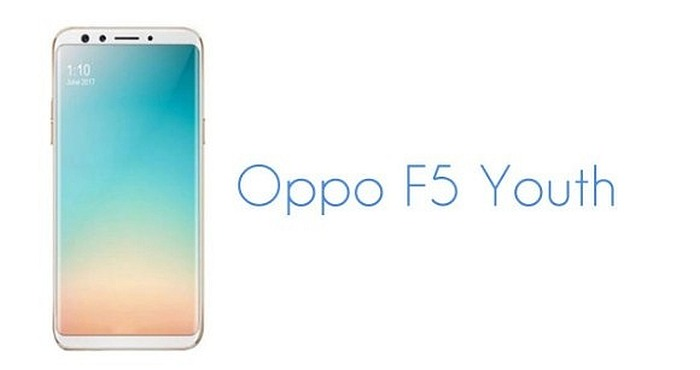 Oppo F5 Youth with 6″ & 16M Selfie Camera Launched in India