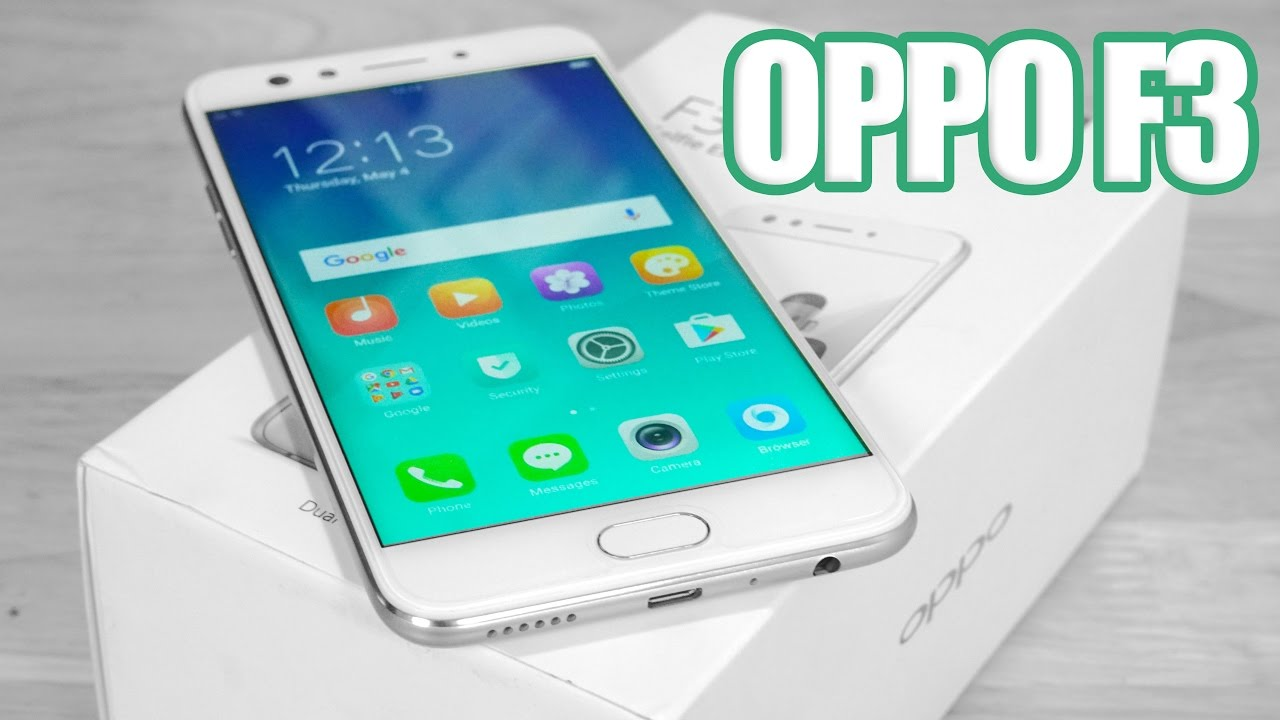 Diwali Limited Edition of Oppo F3