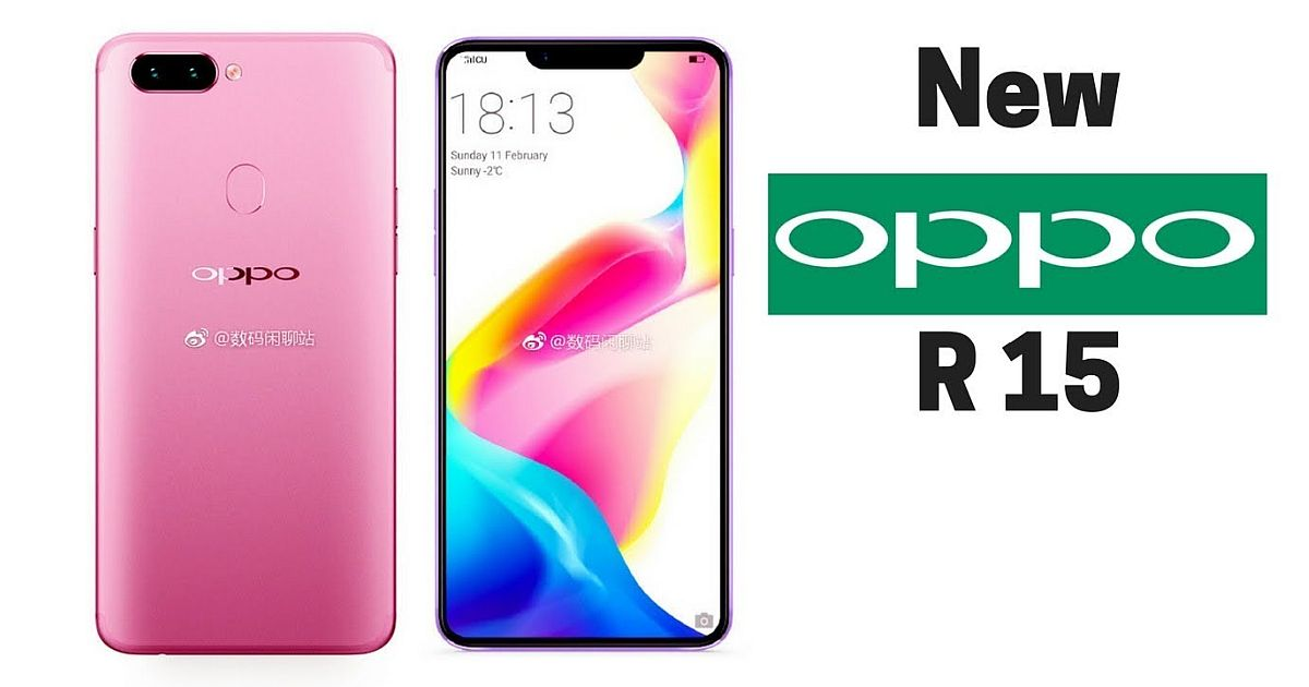 OPPO R15 Can Be Your Right Smartphone